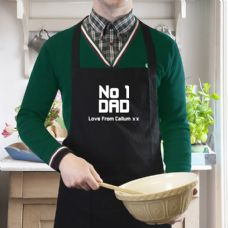 No1 Dad Apron